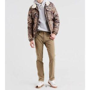Levi's 511 khaki Corduroy Pants 30 × 34
